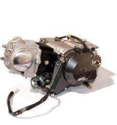 gpx moto 110cc semi auto e start [ 900 x 900 Pixel ]