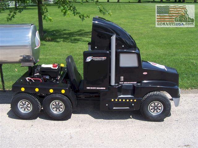 monster truck go kart body