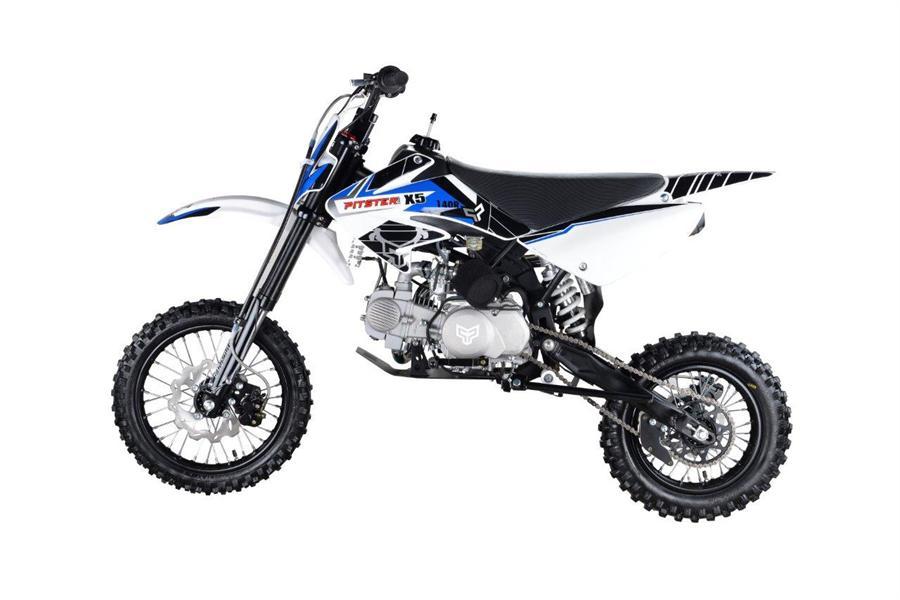 155cc Pit Bike (17/14 wheels)