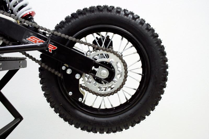 rear wheel for ssr 125 wheel only