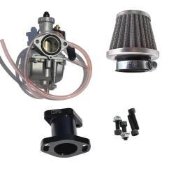 mikuni carburetor 22mm for honda gx160 gx200 and clones [ 1000 x 901 Pixel ]
