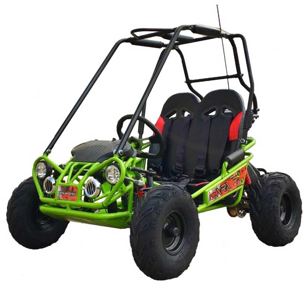 medium resolution of trailmaster 163 mini xrx r kids go kart 5 5hp electric start reverse