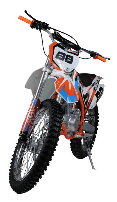 Xmoto 250cc Dirt Bike : xmoto, 250cc, Bike,, Electric, Start