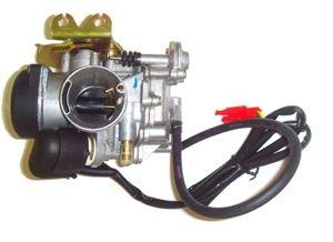 110cc Atv Wiring Schematic Carburetor Oko Gy6150 Cn250 Cvk 30mm Automatic Choke