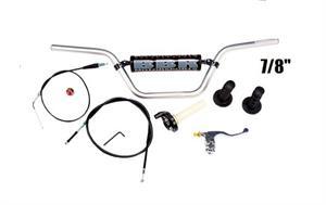 BBR Hi-rise Handlebar Kit, Pit Bike