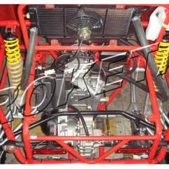 Go Kart Engine Diagram 96 Honda Accord Ignition Wiring Roketa Gk-06 (ktx-250wjf) Titan 250cc Dune Buggy