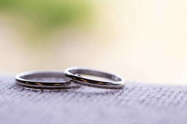 結婚指輪を女性だけ購入する場合