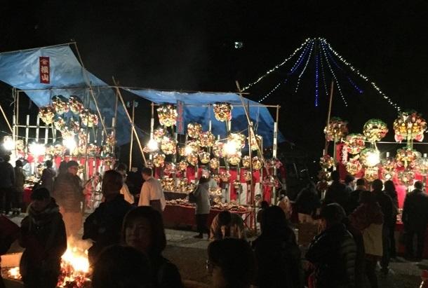 和光市熊野神社の酉の市