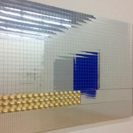 """Soziale Fassaden"" by Isa Genzken"