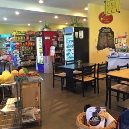 The Scape Cafe at Green Goddess Natural Market
