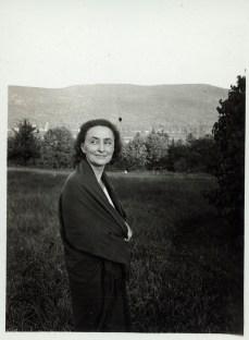Georgia O'Keeffe, undated, unidentified photographer