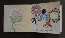 Niki de Saint Phalle. My love. Sweden: Lito: Litographic AB, n.d.