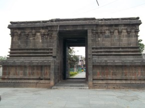 Main temple tower