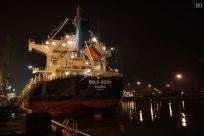 Ship Docked, (c) : Charen