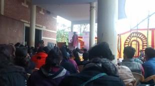 Mr Joe Madiath addressing us