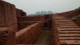 Nalanda Ruins, What's left behind