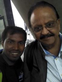 With SPB Sir
