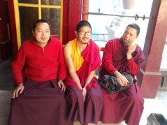 Cool monks.