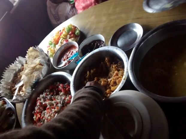 Food, Soru, Khana <3