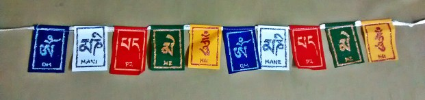 Yet Another Souvenir : Prayer Flag