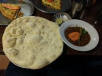 Keema Roti