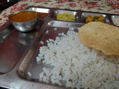 Kerala Meals for Lunch