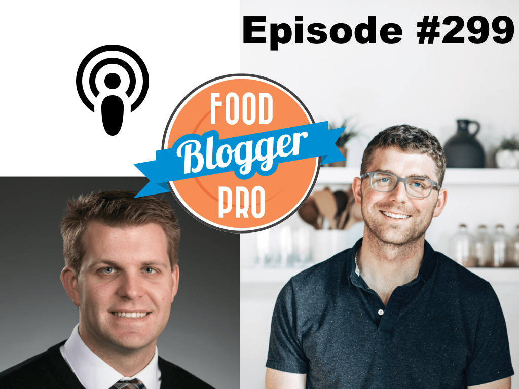 food blogger pro podcast feature