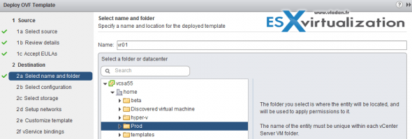 How to deploy vSphere Replication on single vCenter Server