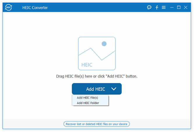 download and isntall HEIC Converter