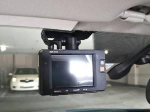 フロントカメラの位置