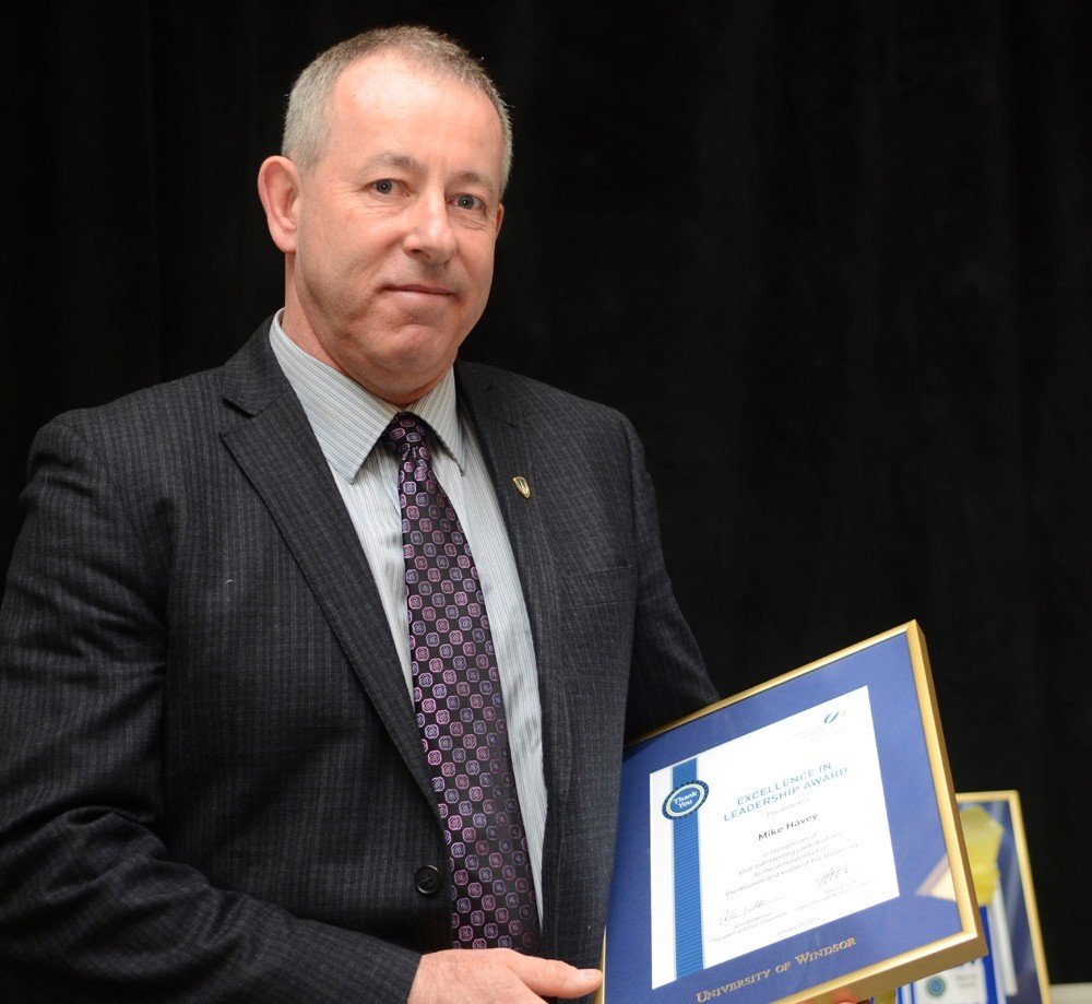 Mike Havey named Acting Athletic Director - University of Windsor
