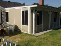 How To Build A Patio Enclosure. Patio Enclosures. Patio ...