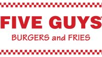 Five Guys - Burgers and Fries Logo