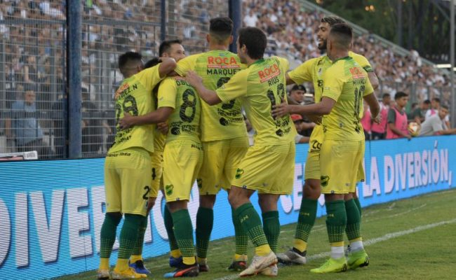 Defensa Y Justicia Go Three Clear With Win Over Gimnasia