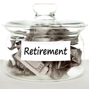 Retirement Money Jar