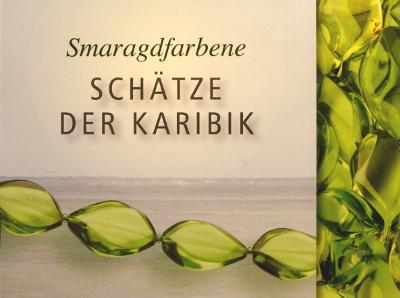 Goldschmiede Karl Sprl  grner Bernstein