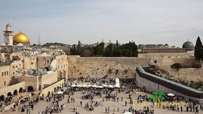 Израиль безопасен для туристов