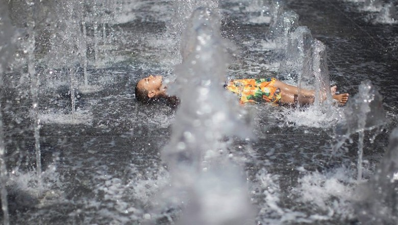 Израильские ученые прогнозируют: через 80 лет лето в Израиле будет длиться полгода