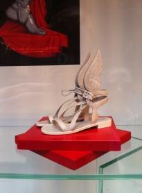Salvatore Ferragamo winged sandals