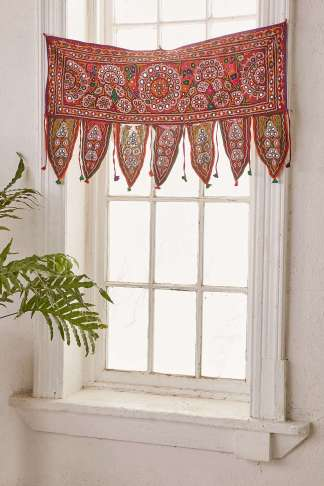 window tapestry