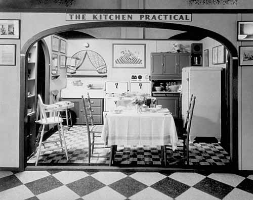 "The ""Kitchen Practical"""