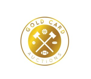 gold card auctions hot cards