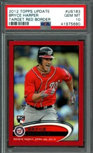 topps bryce harper rookie card us 183