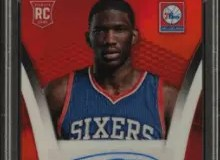 Joel Embiid rookie card checklist