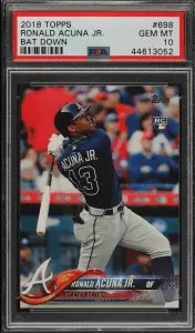 best sports cards to invest in 2018