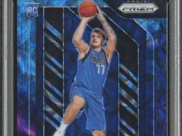 best luka doncic prizm rookie card