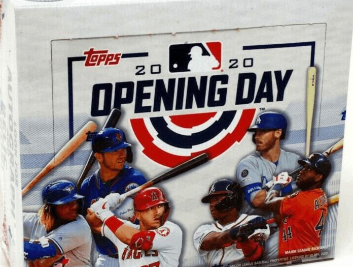 Baseball Card Release Dates