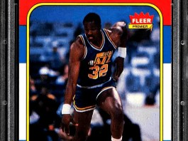 Karl Malone Rookie Cards