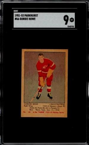 5 of the Rarest Hockey Cards