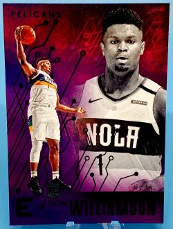 2019 Panini Chronicles Basketball Hobby Box Review